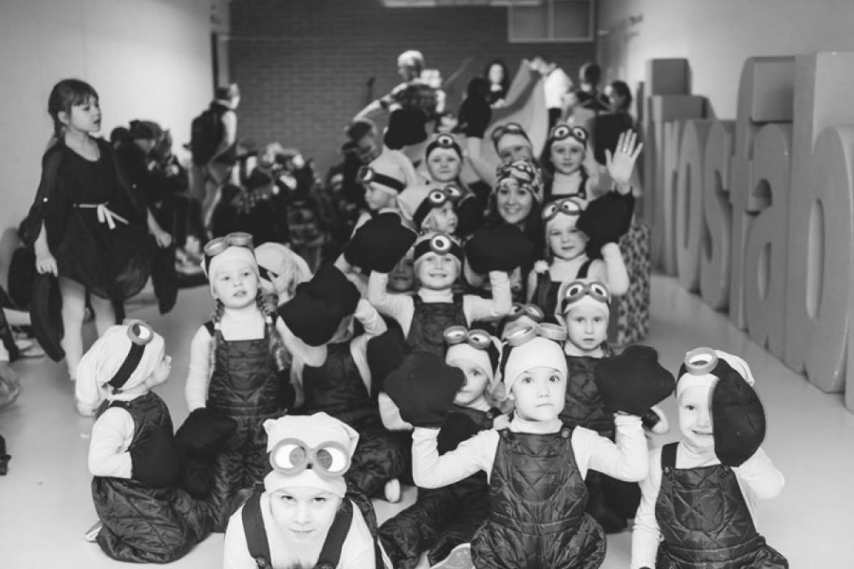 Mažylių teatro, mados ir šokių studija