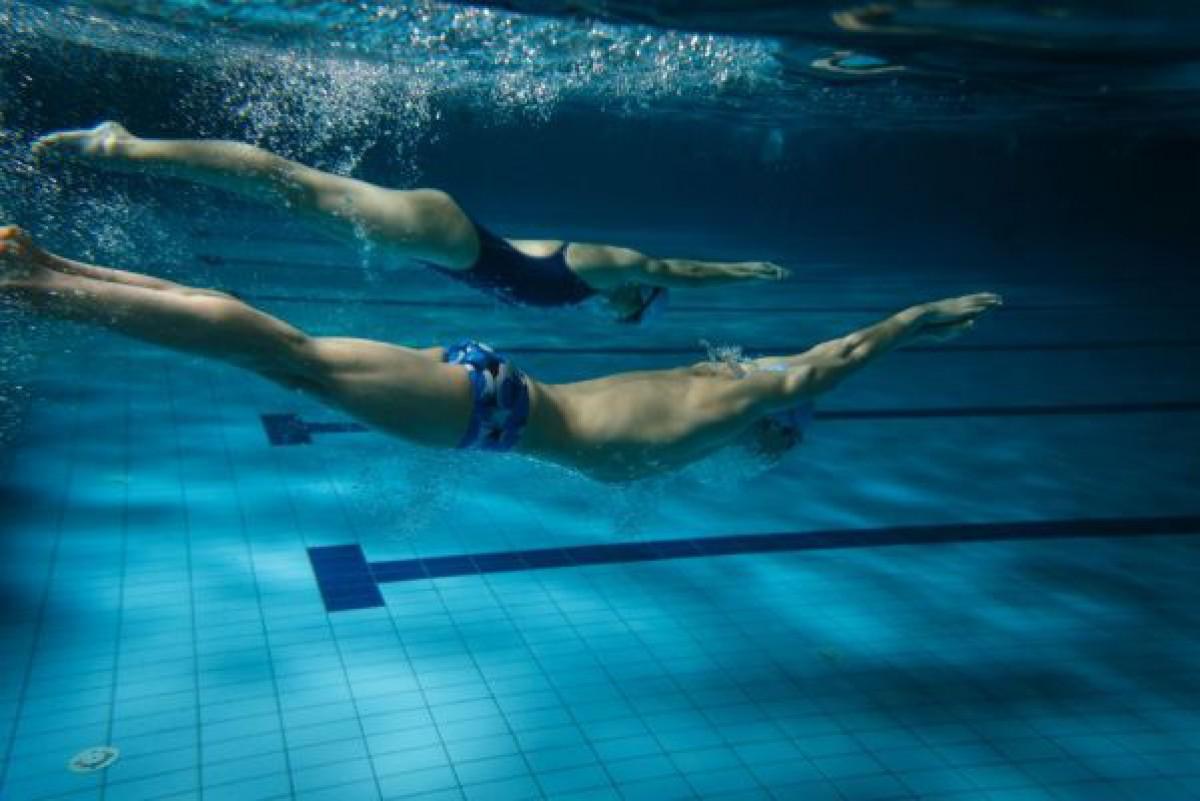 Mokymai plaukti