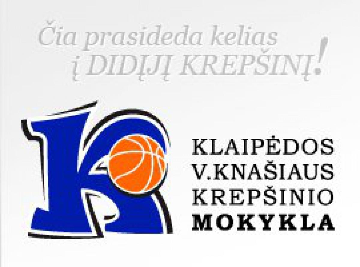 Vlado Knašiaus krepšinio mokykla
