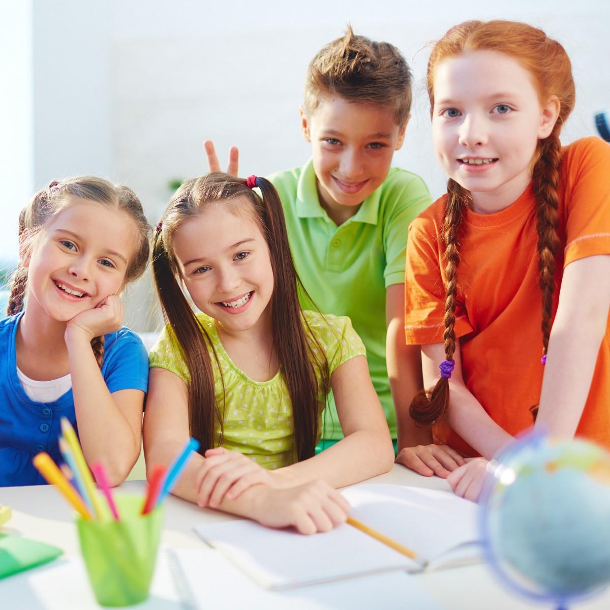 Club Discover English anglų kalbos kursai vaikams (1–4 kl.)