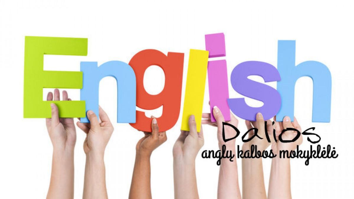 Anglų kalbos A1/A2/B1/B2 lygiai