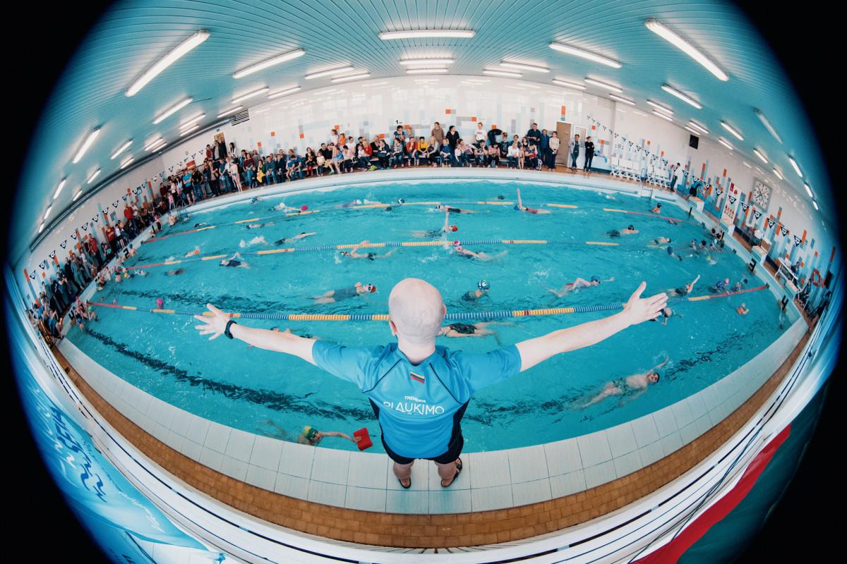 Plaukimo pamokos