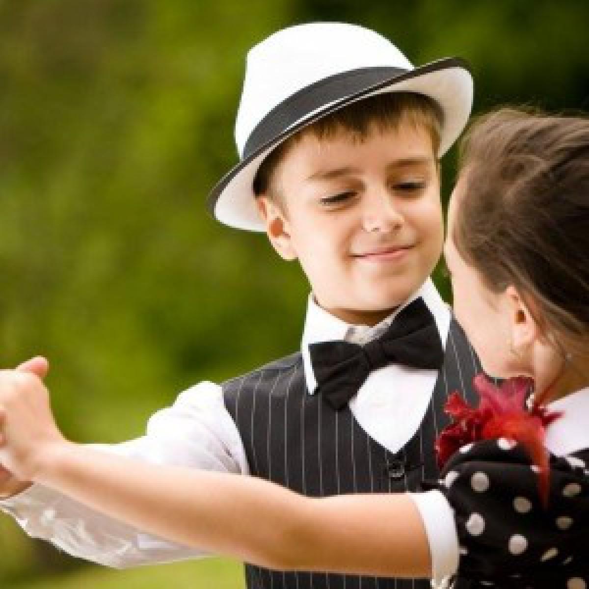 Sportiniai šokiai vaikams