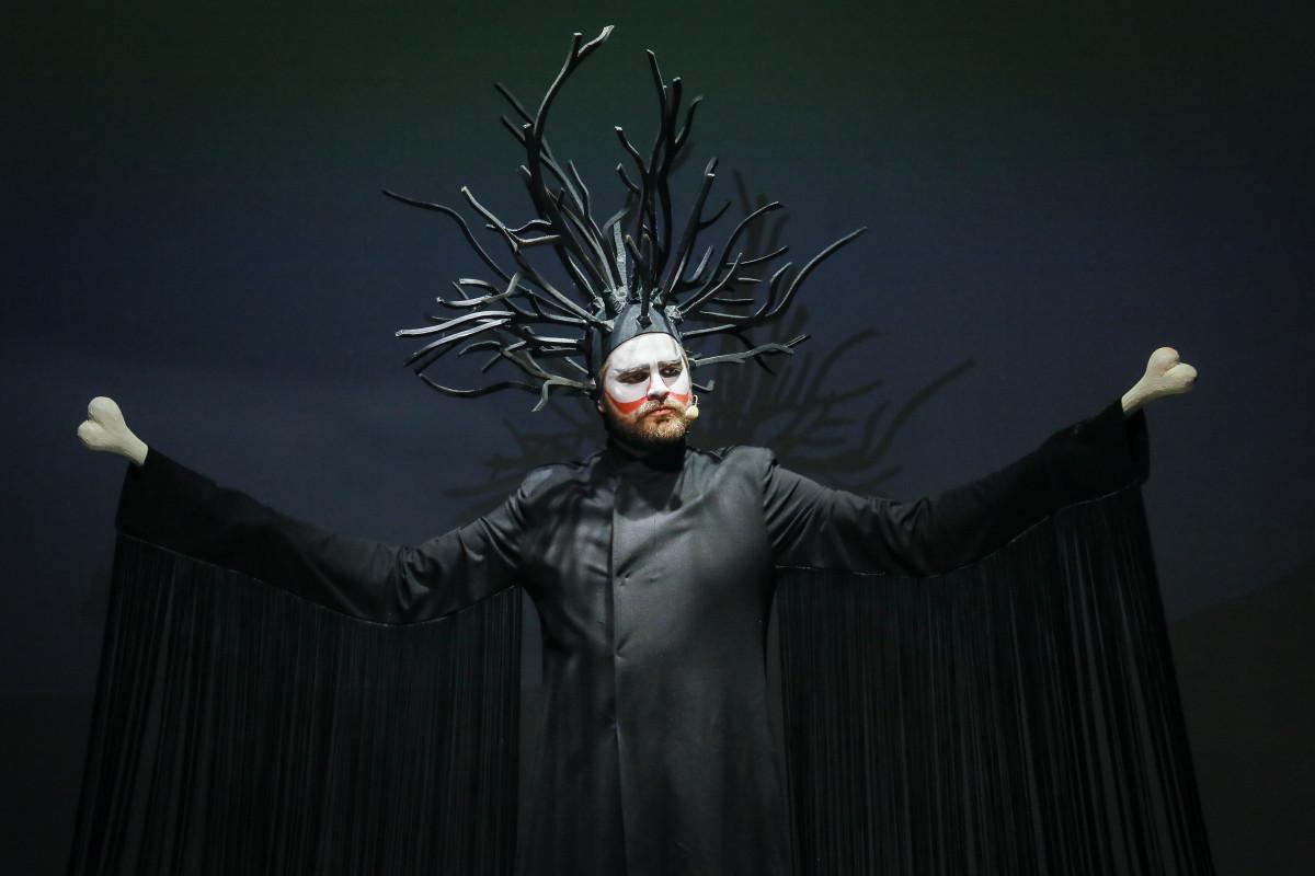 KAULO SENIS ANT GELEŽINIO KALNO | Opera visai šeimai (vakarinis)