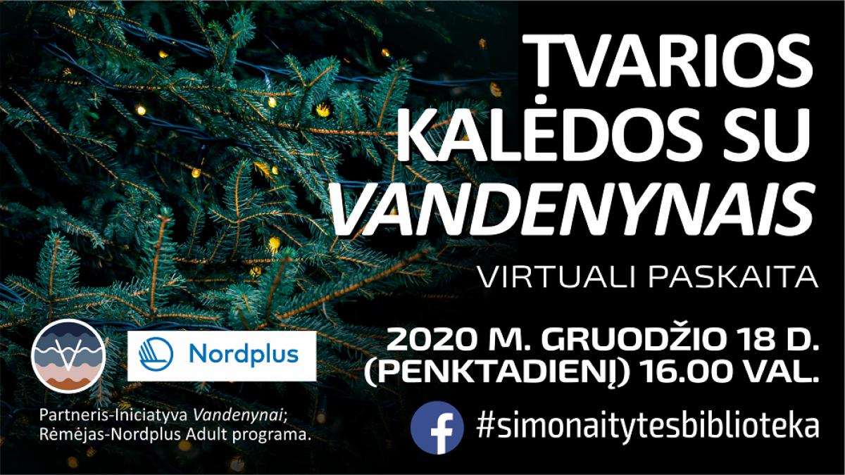 Virtualūs renginiai Klaipėdos apskrities Ievos Simonaitytės viešojoje bibliotekoje