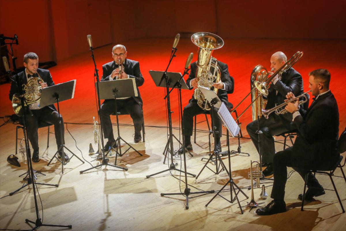 Renginio nuotrauka, Klaipėdos brass istorija | Klaipėdos brass kvintetas, LNF brass kvintetas