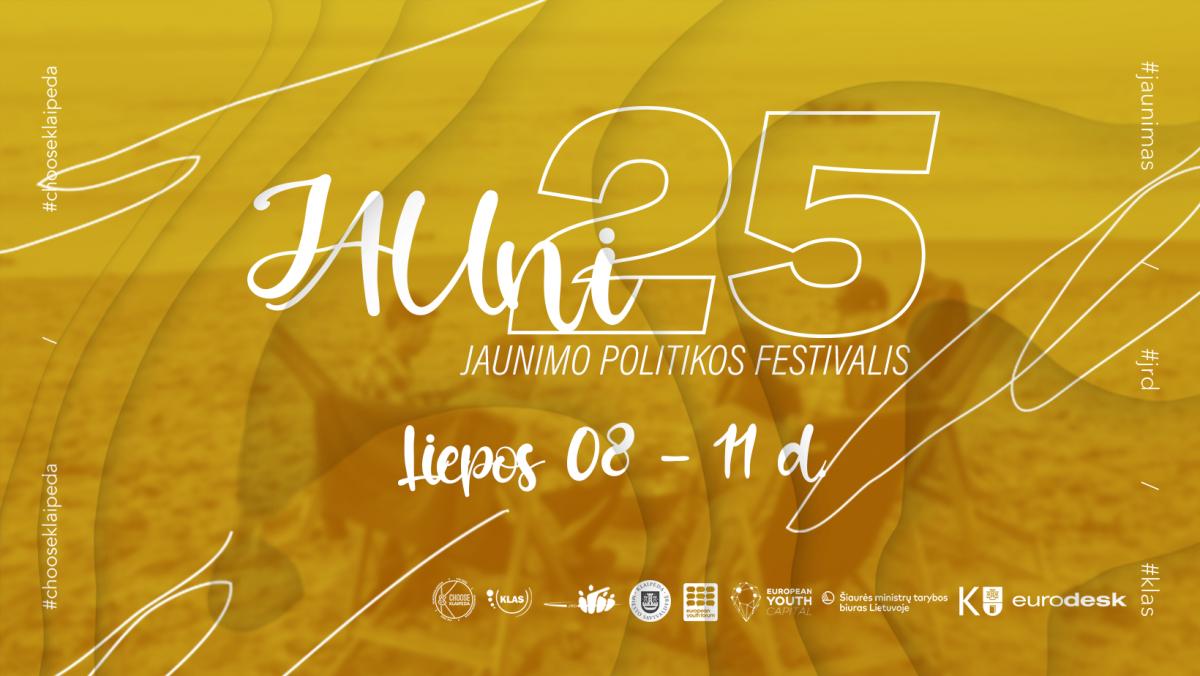 Renginio nuotrauka, JAUni25: Jaunimo Politikos Festivalis