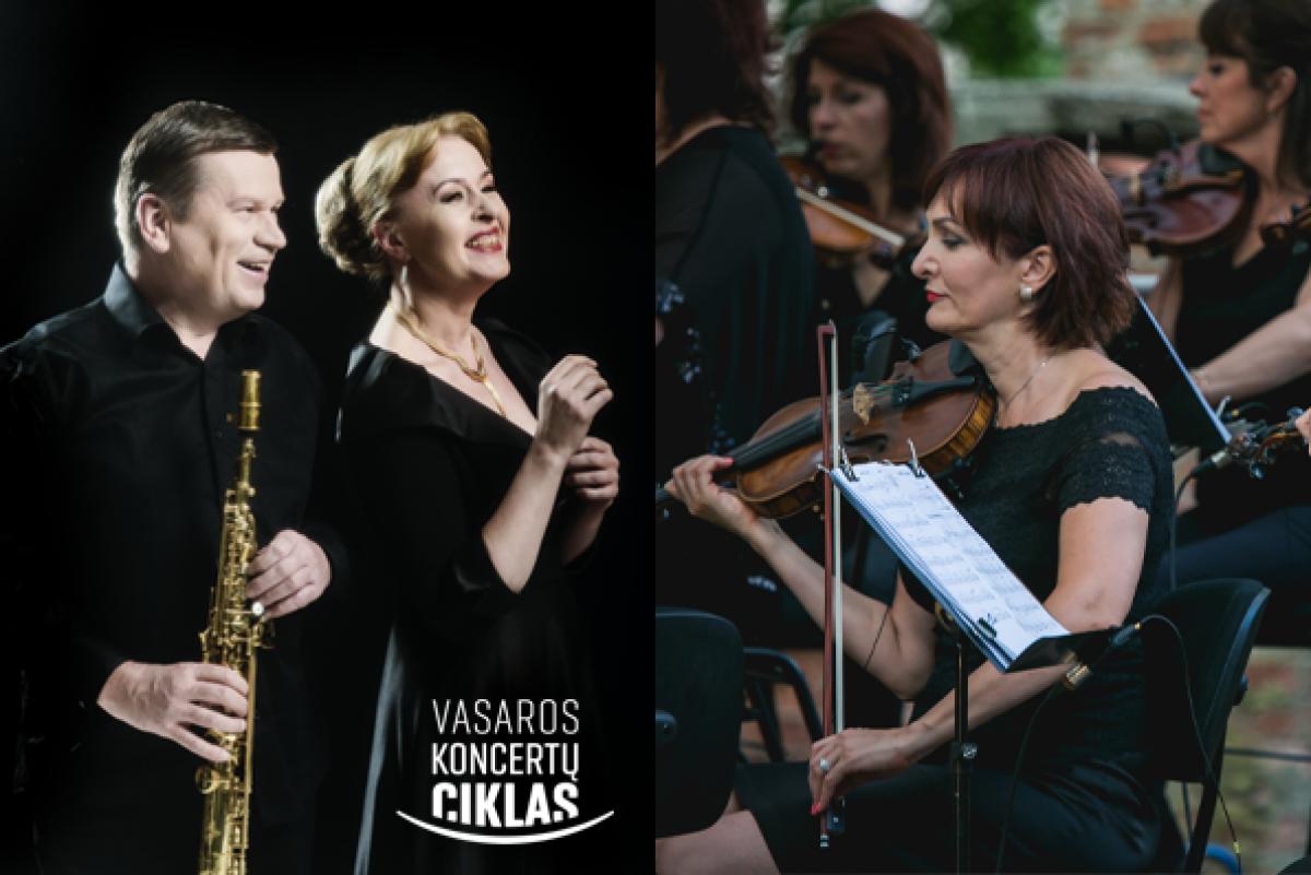 KLASIKOS PROVOKACIJOS   Vasaros koncertų ciklas