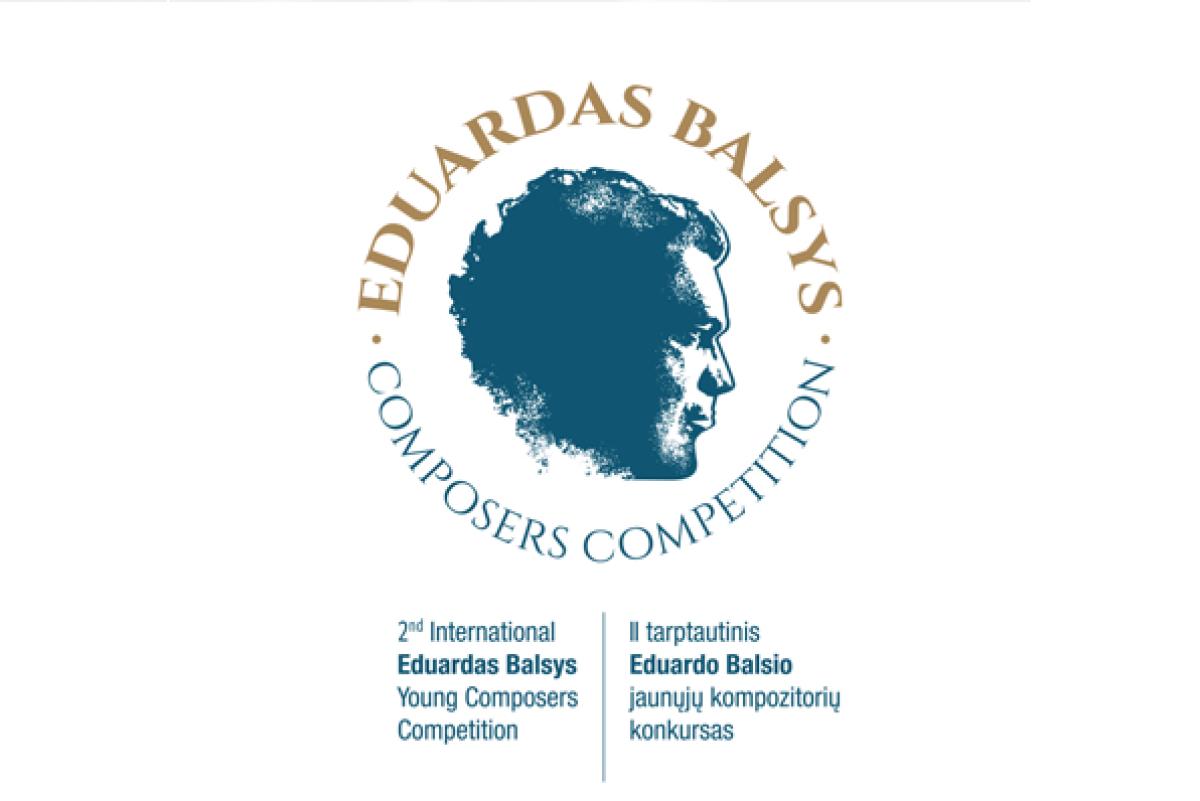 Renginio nuotrauka, II tarptautinio E. Balsio jaunųjų kompozitorių konkurso finalas