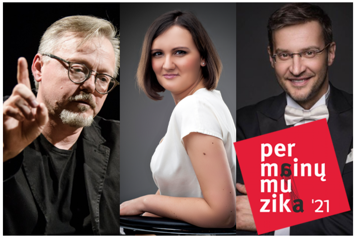 Renginio nuotrauka, MIESTŲ SIMFONIJOS | Kristina Žaldokaitė, Darius Meškauskas, LNSO