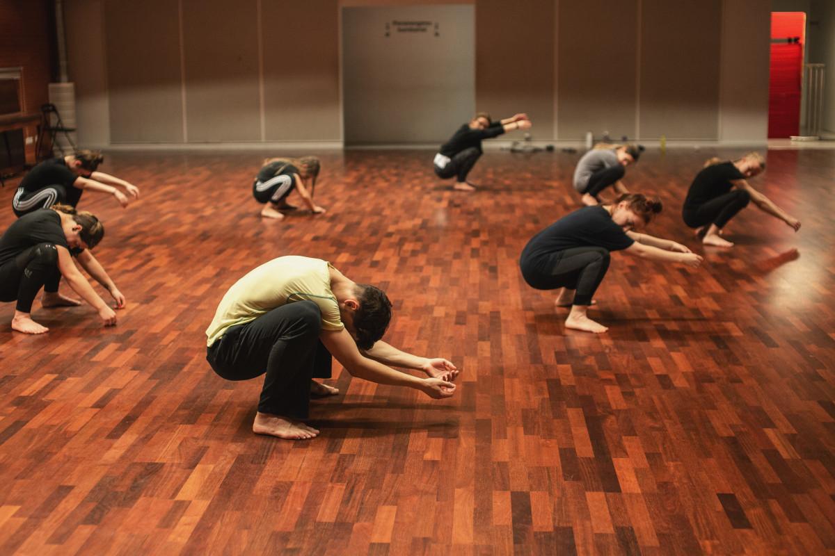 """Renginio nuotrauka, Kūrybinės šokio dirbtuvės bendruomenei """"Tools"""""""