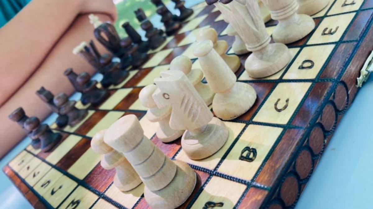 Renginio nuotrauka, Šachmatų mėgėjų susitikimas