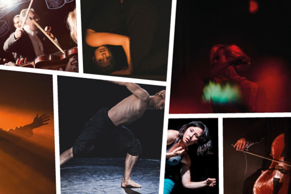 ESAMAS LAIKAS | Šiuolaikinės muzikos ir šokio koliažas