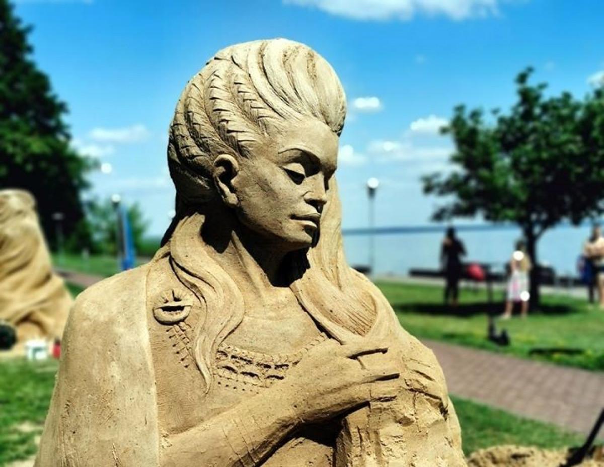 Jau rytoj Juodkrantėje prasideda unikalus smėlio skulptūrų simpoziumas