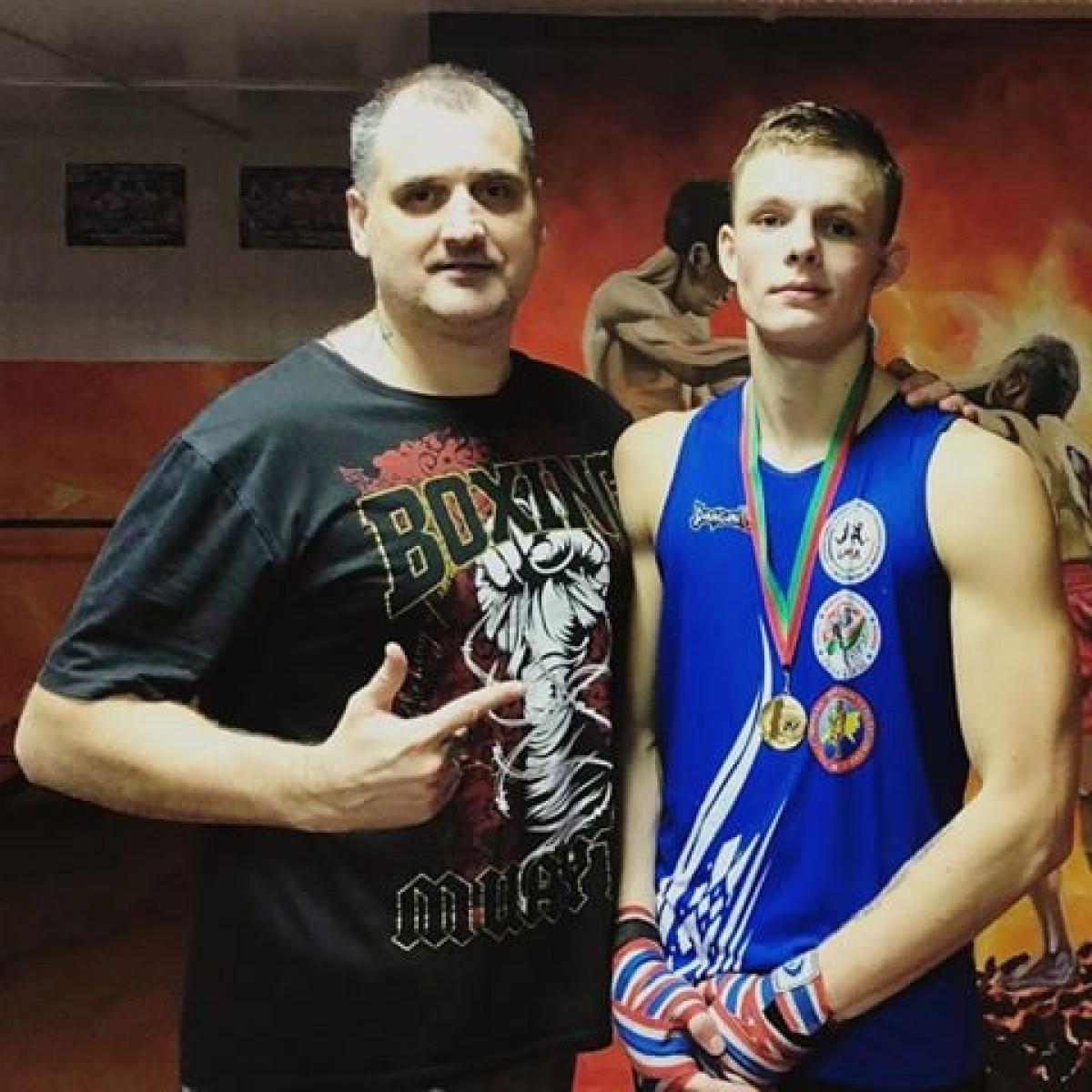 Talentingasis Klaipėdos metų jaunimo sportininkas