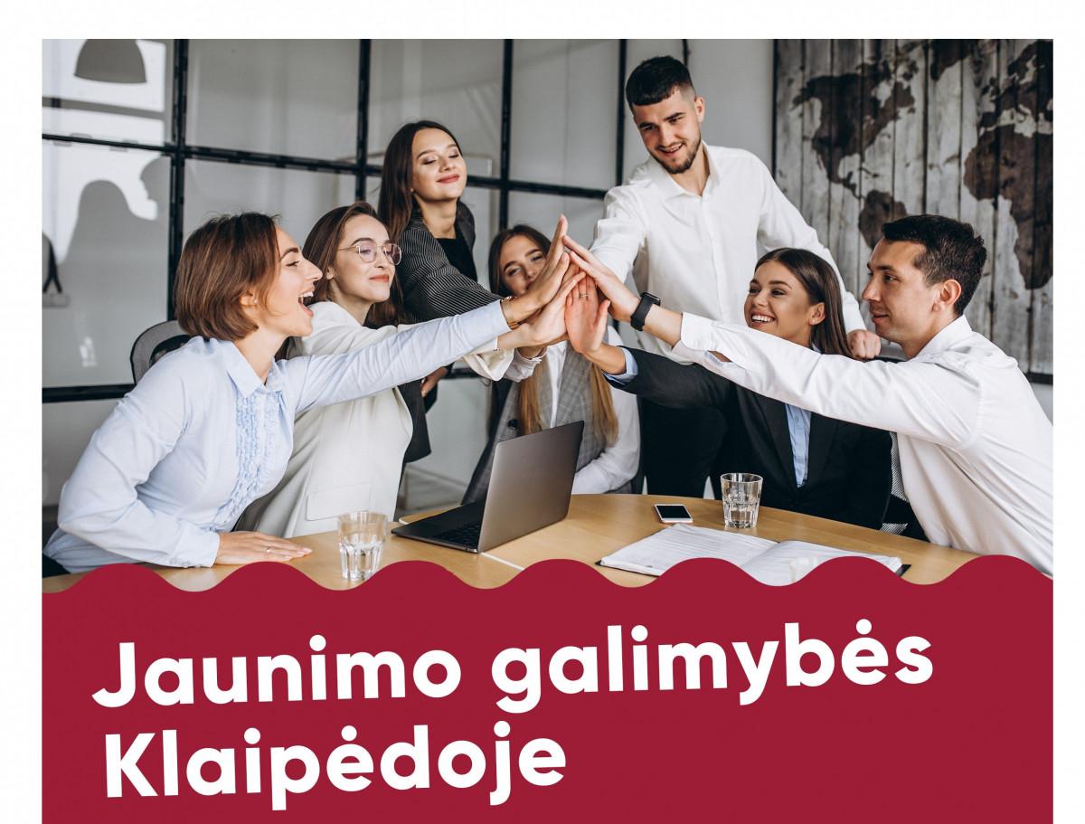 Vyks konferencija apie jaunimo galimybes Klaipėdoje
