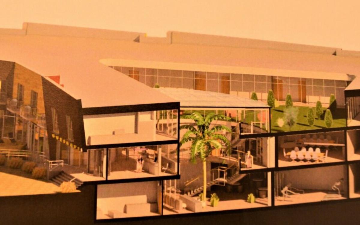 Šventojoje bus statomas viešbutis su gydomuoju SPA