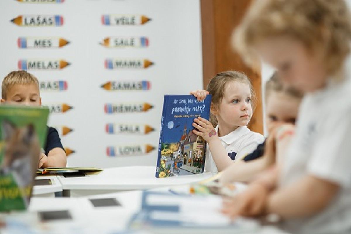 Vaikai Klaipėdos licėjuje bus ugdomi jau nuo 3 metų – remsis angliška programa