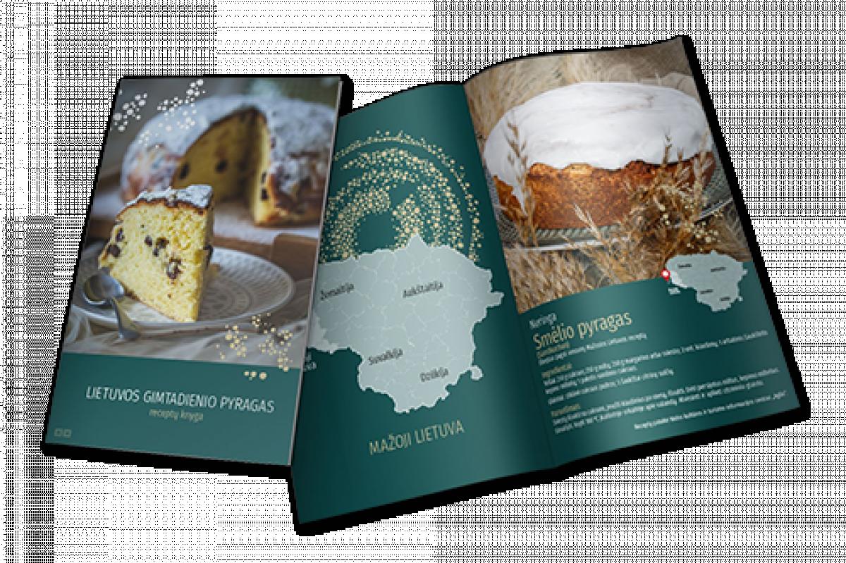 Lietuvos gimtadieniui – autentiški pyragų receptai iš visos Lietuvos