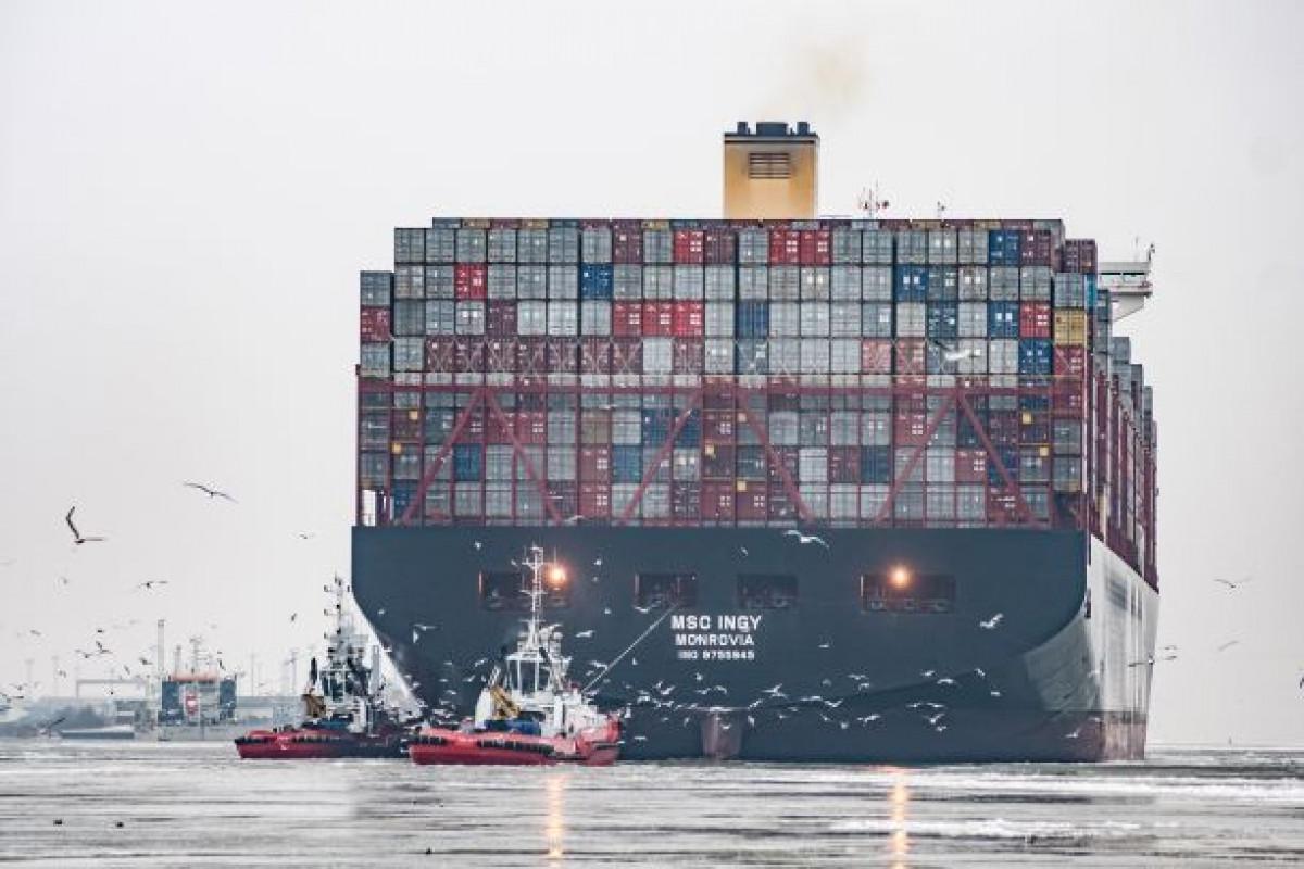 Laivybos kompanijos MSC interesas – atnaujinti konteinerių paskirstymo centro veiklą