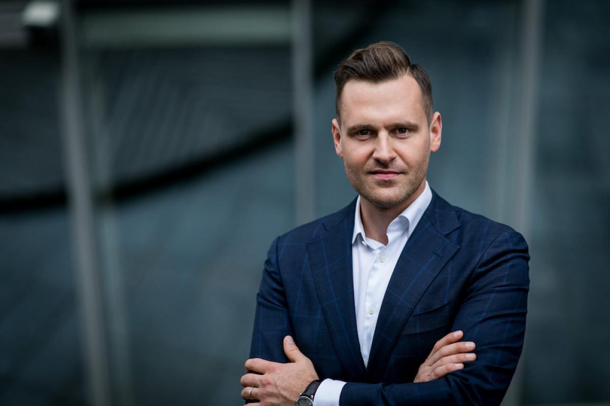 """Darbą pradeda naujasis VŠĮ """"Klaipėdos šventės"""" vadovas Liutauras Galinis"""