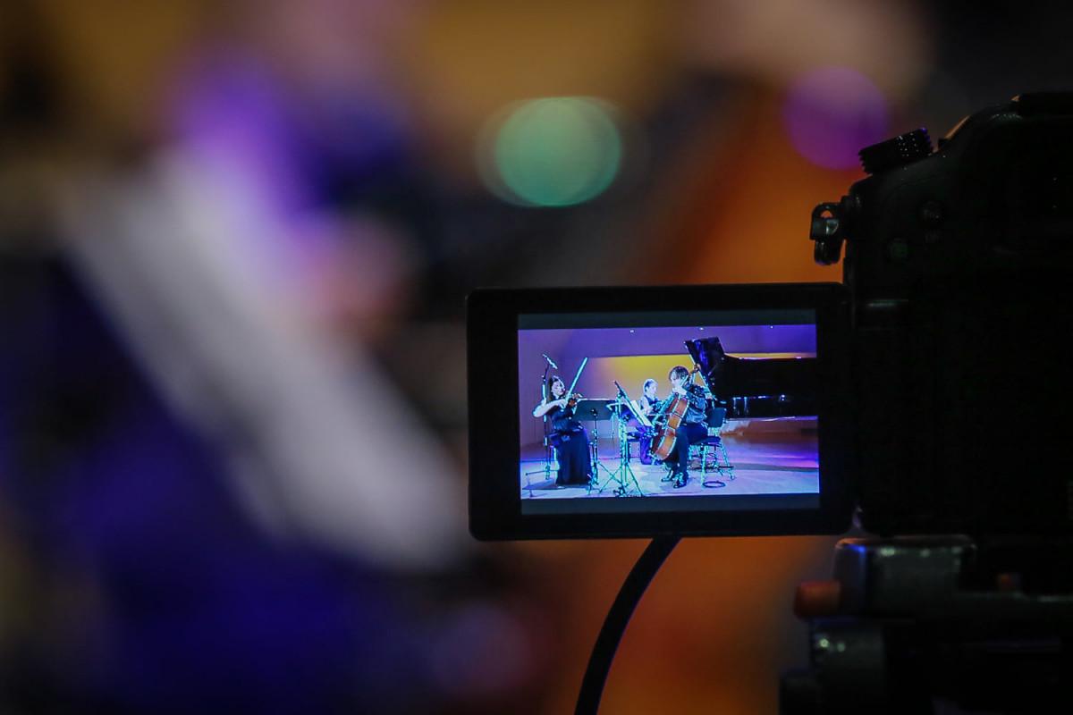 Meniškiausias koncertines programas klausytojai galės stebėti Klaipėdos koncertų salės skaitmeninėje platformoje