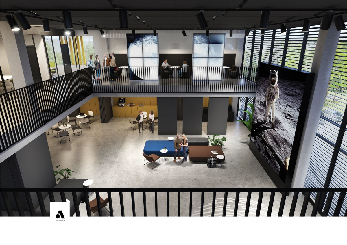 """""""Baltic Tech Park"""" įkūrėjai plečia veiklą - statomas  Baltijos skaitmeninių inovacijų centras"""