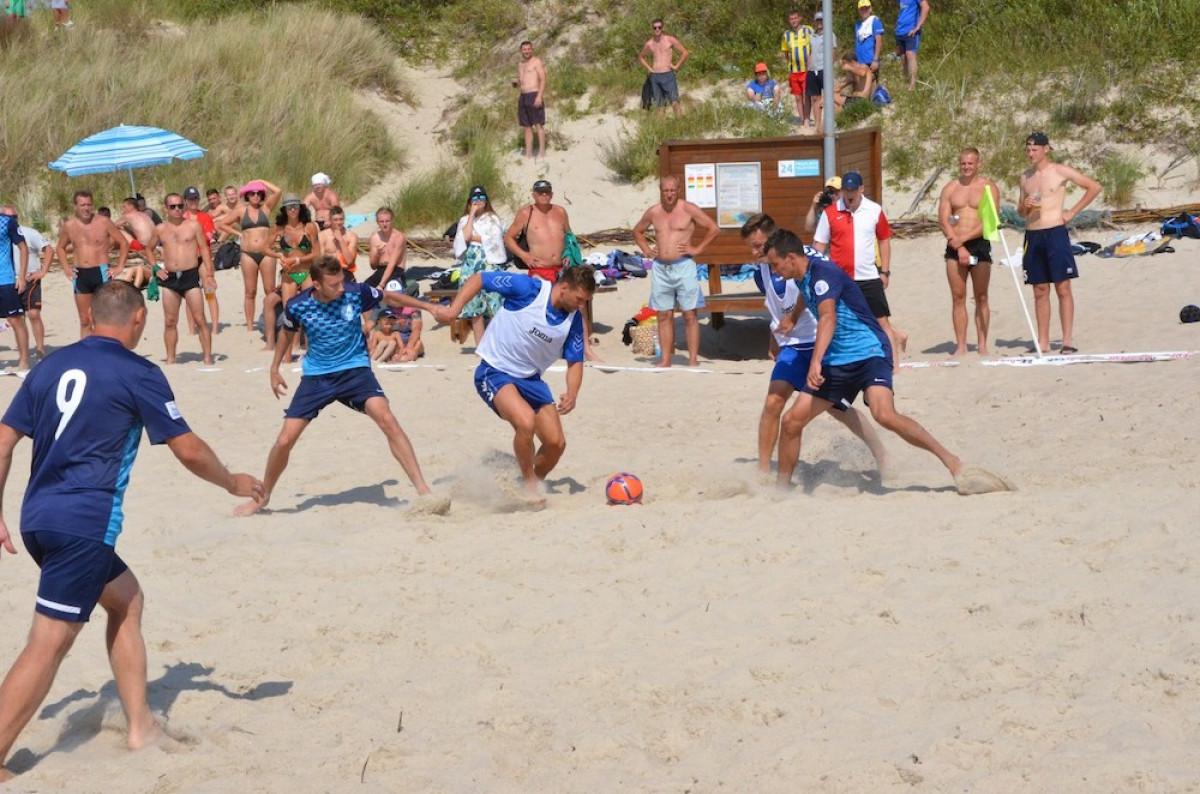 Į Klaipėdą sugrįžta jubiliejinis paplūdimio futbolo turnyras
