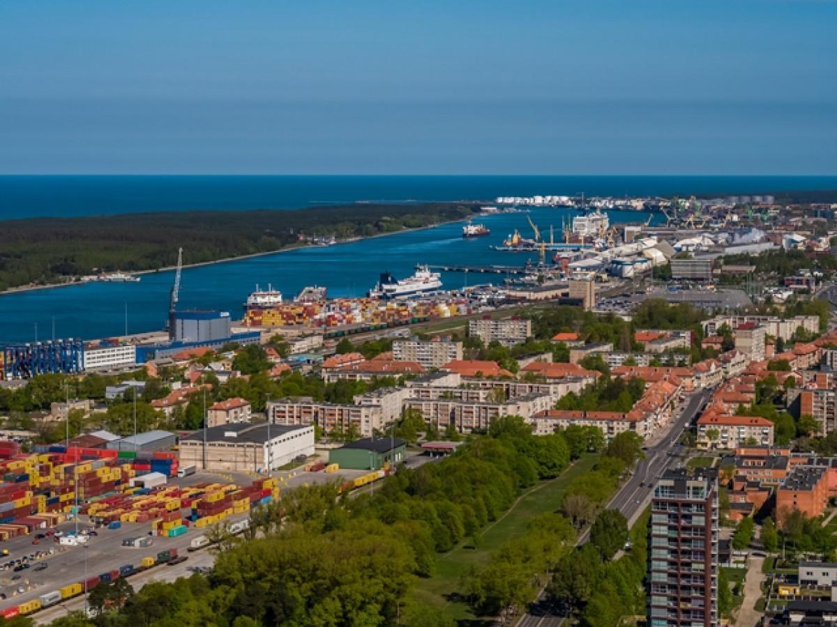 Per 3 metus Klaipėdos uosto direkcija numato 352 mln. Eur investicijas