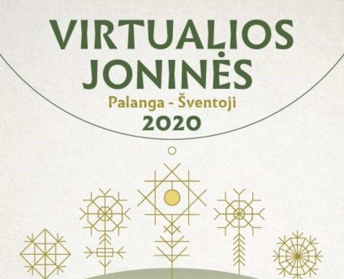 Joninės Palangoje ir Šventojoje vyks virtualiai (PROGRAMA)