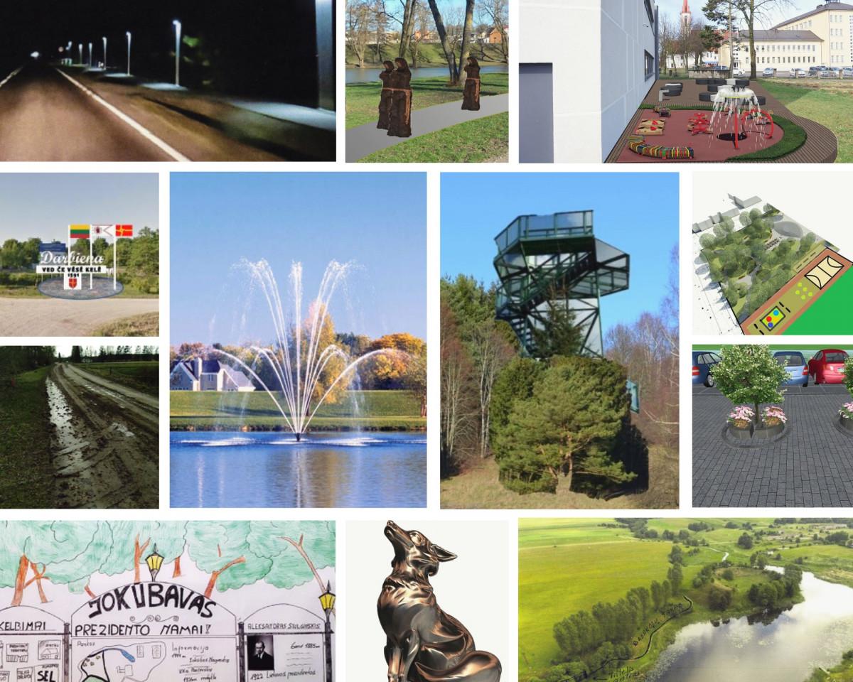 Kretingos rajone šiemet startavęs Gyventojų iniciatyvų projektas įvertintas ir Europoje