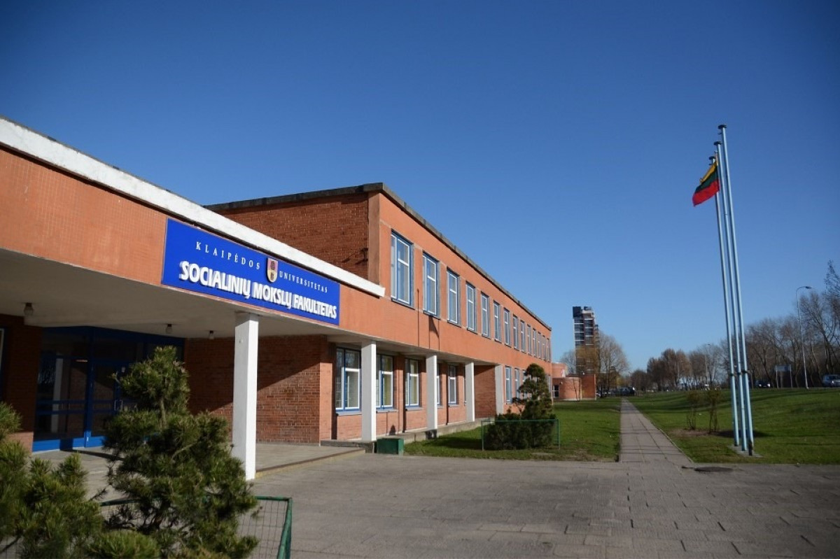 Klaipėdos universitetas aukcione parduoda nekilnojamąjį turtą