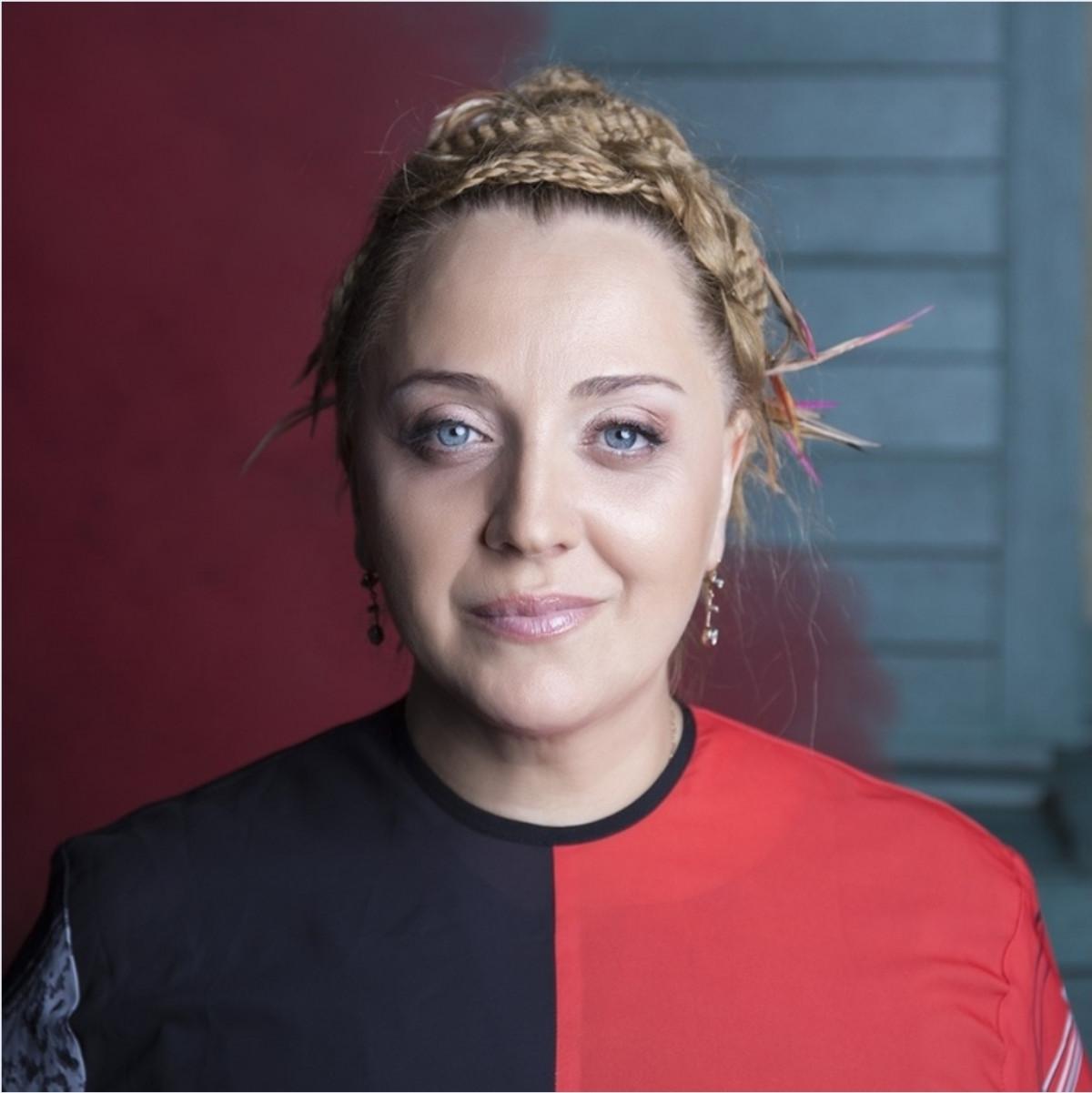 Klaipėdos džiazo festivalyje Sakartvelo vokalo deimantas Nino Katamadze