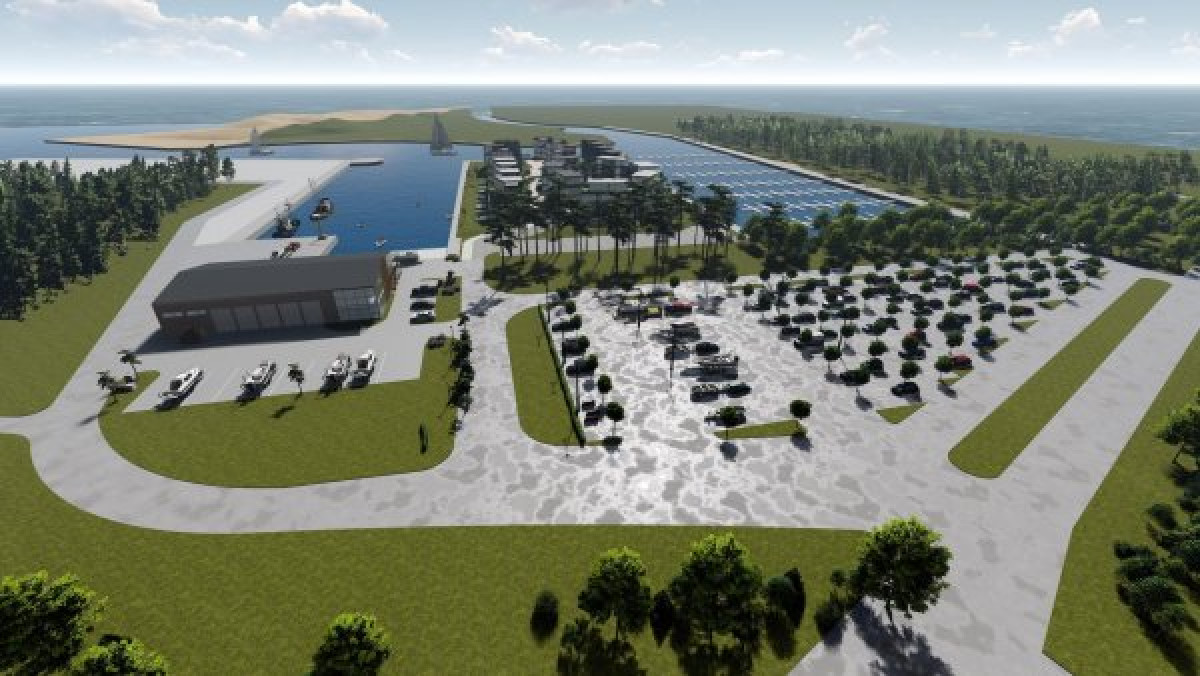 Šventosios jūrų uosto atstatymas įtrauktas į Vyriausybės programos įgyvendinimo planą