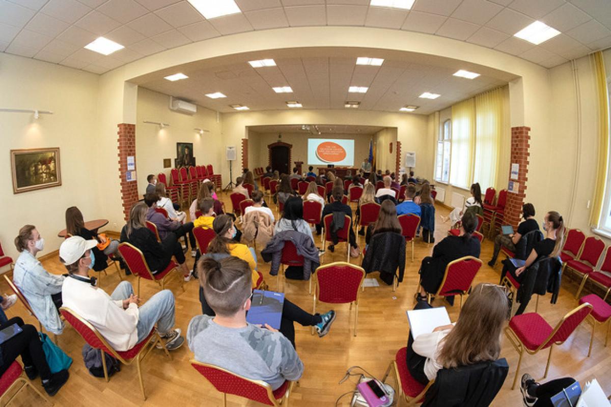 Tiriamas Klaipėdos jaunimo politinis raštingumas