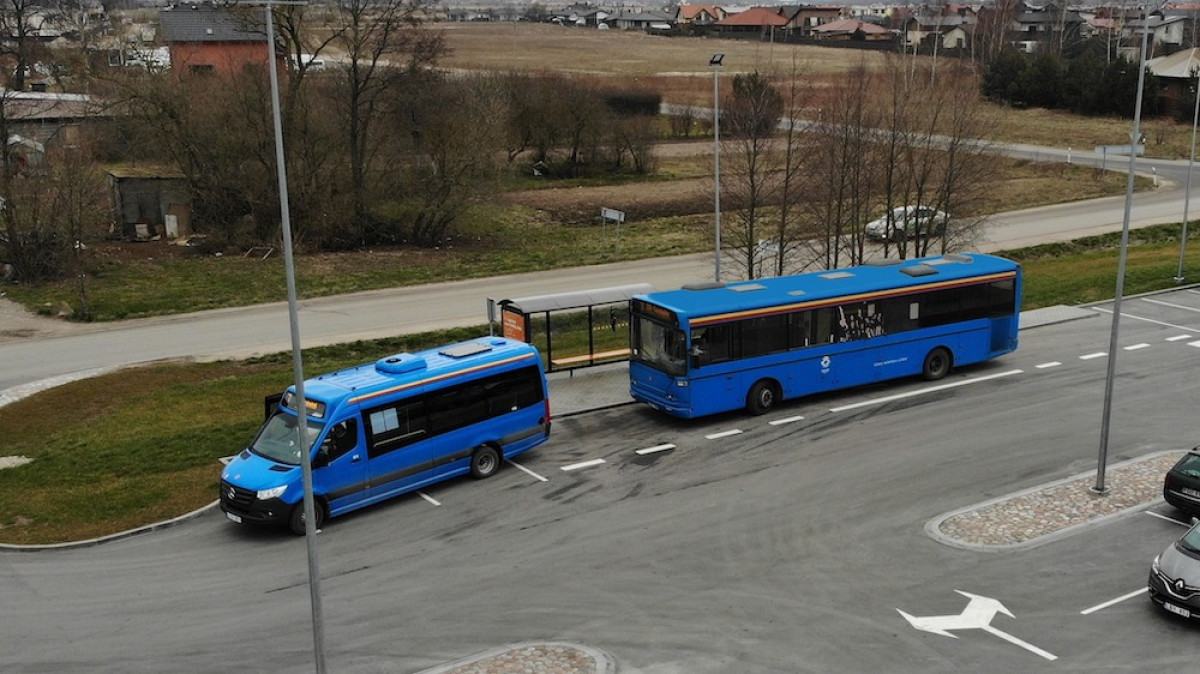"""Klaipėdos keleivinis transportas: """"septintukas"""" važiuos vėl"""
