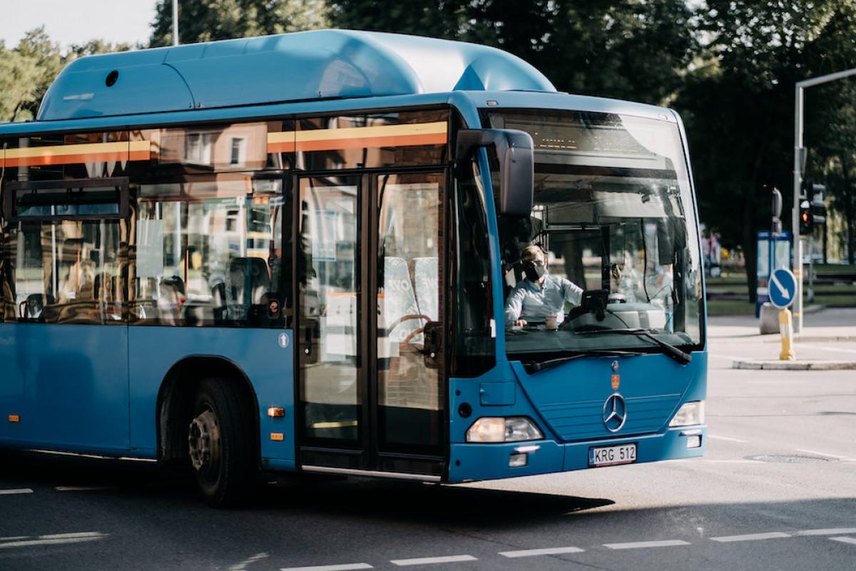 Klaipėdos autobusų vėlinių maršrutai ir reisai
