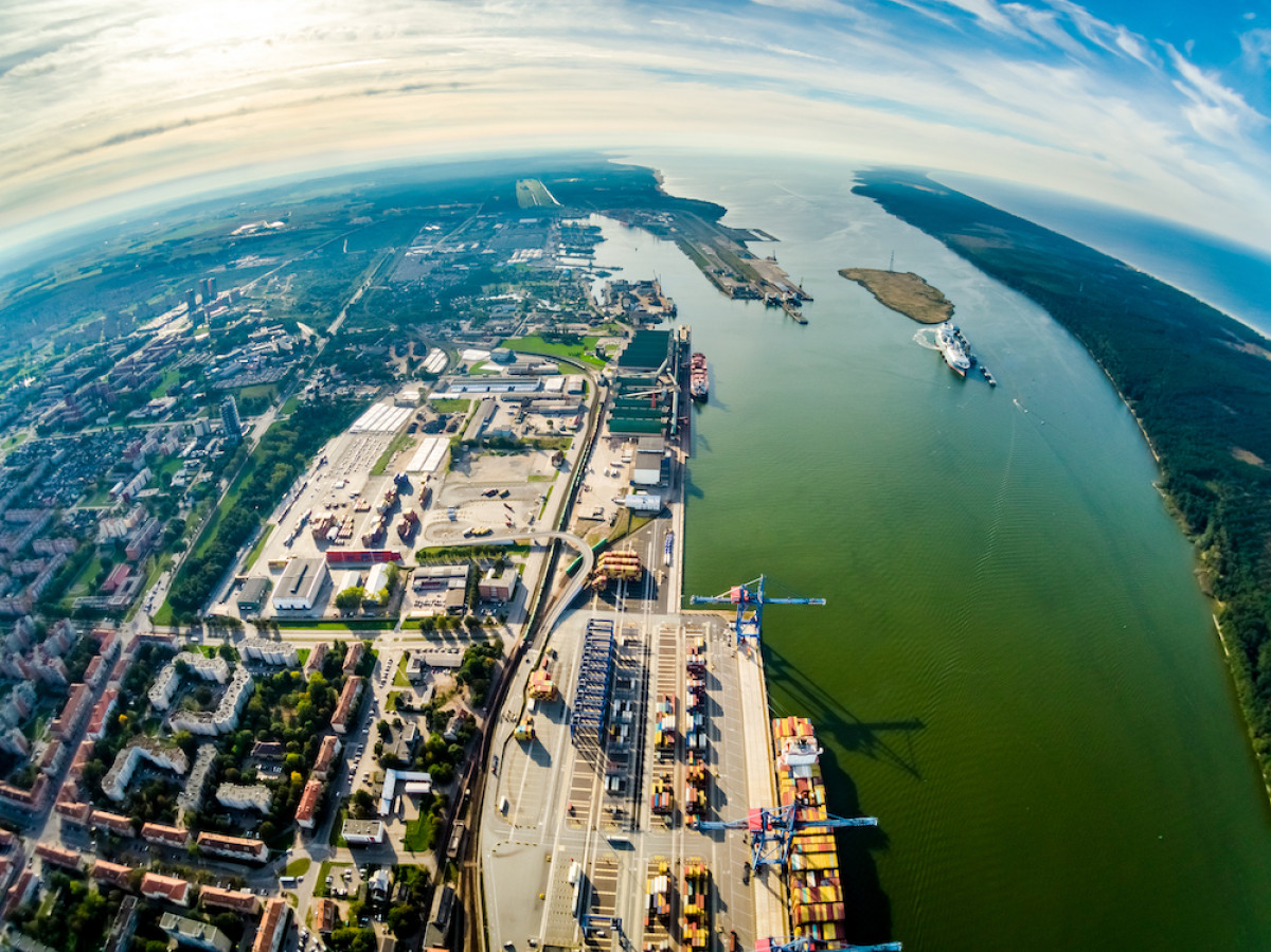Taryba patvirtino naują Klaipėdos bendrąjį planą
