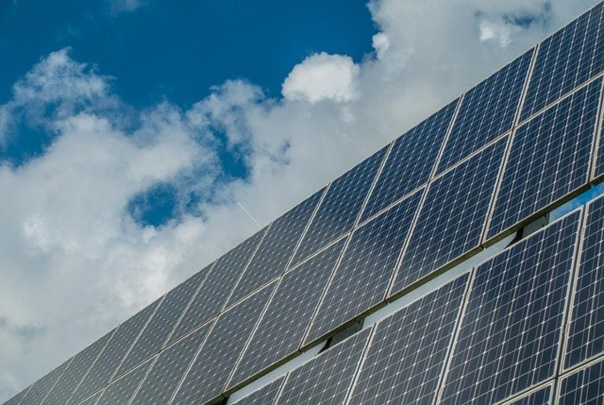 Kuršių nerijos nacionalinis parkas bus apšviestas saulės energija