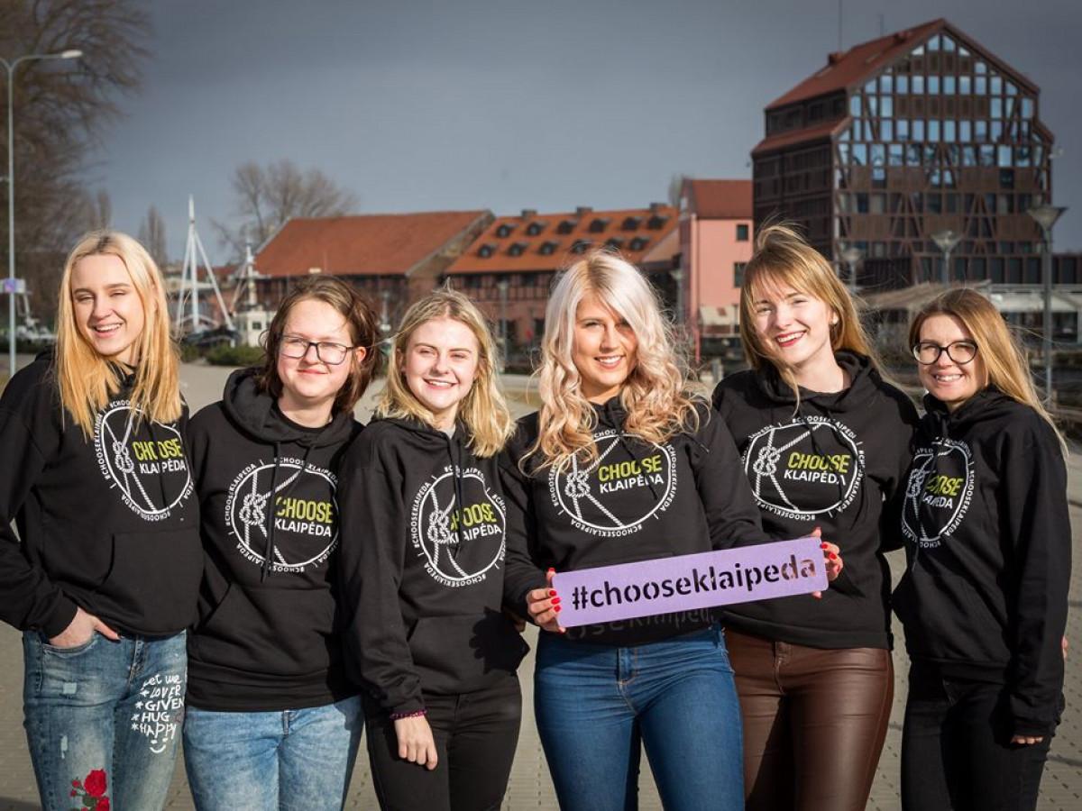 Rugpjūčio 12 d. Klaipėdos miesto jaunimas leisis į konstruktyvią diskusiją su politikais