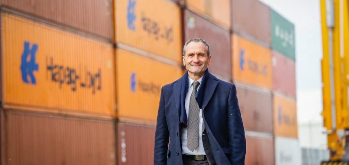 Išrinktas naujasis Lietuvos jūrų krovos kompanijų asociacijos prezidentas