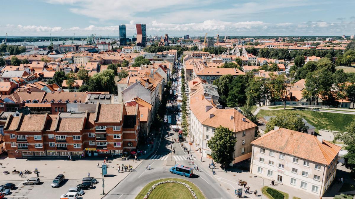 Nuo rugsėjo 1 d. autobusai Klaipėdoje kursuos pagal rudens tvarkaraštį