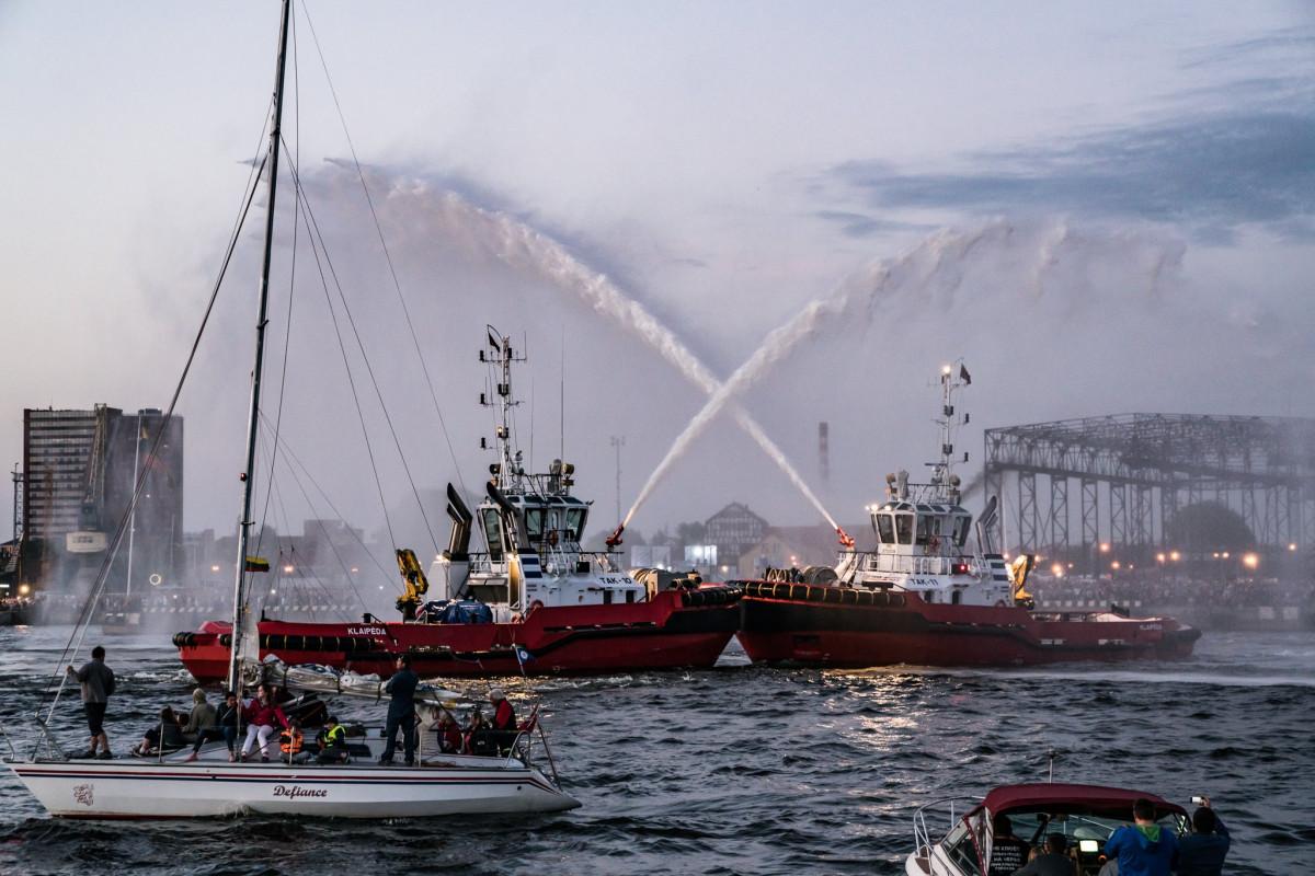 Šį šeštadienį vyks Klaipėdos laivų paradas (PROGRAMA)