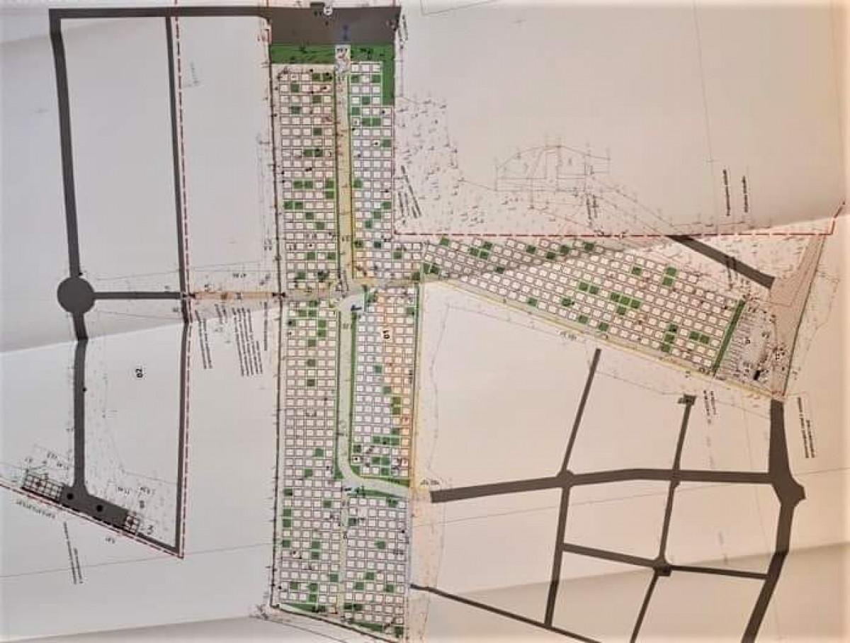 Palangos kapinėse sparčiai mažėjant vietų miesto savivaldybė parengė plėtros projektą