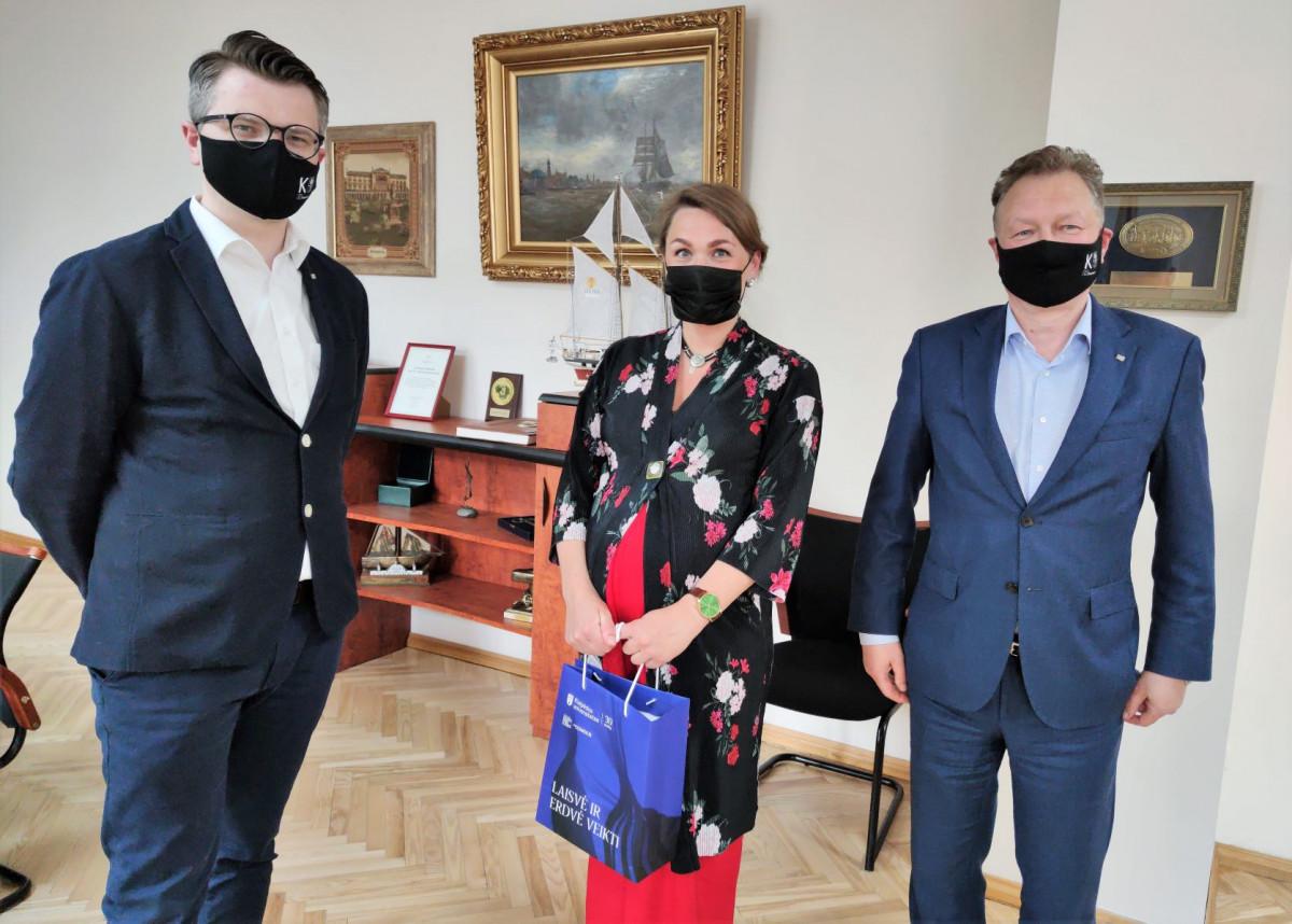 Klaipėdos universiteto mokslininkė, archeologė dr. Raimonda Nabažaitė tapo Lietuvos metų archeologe