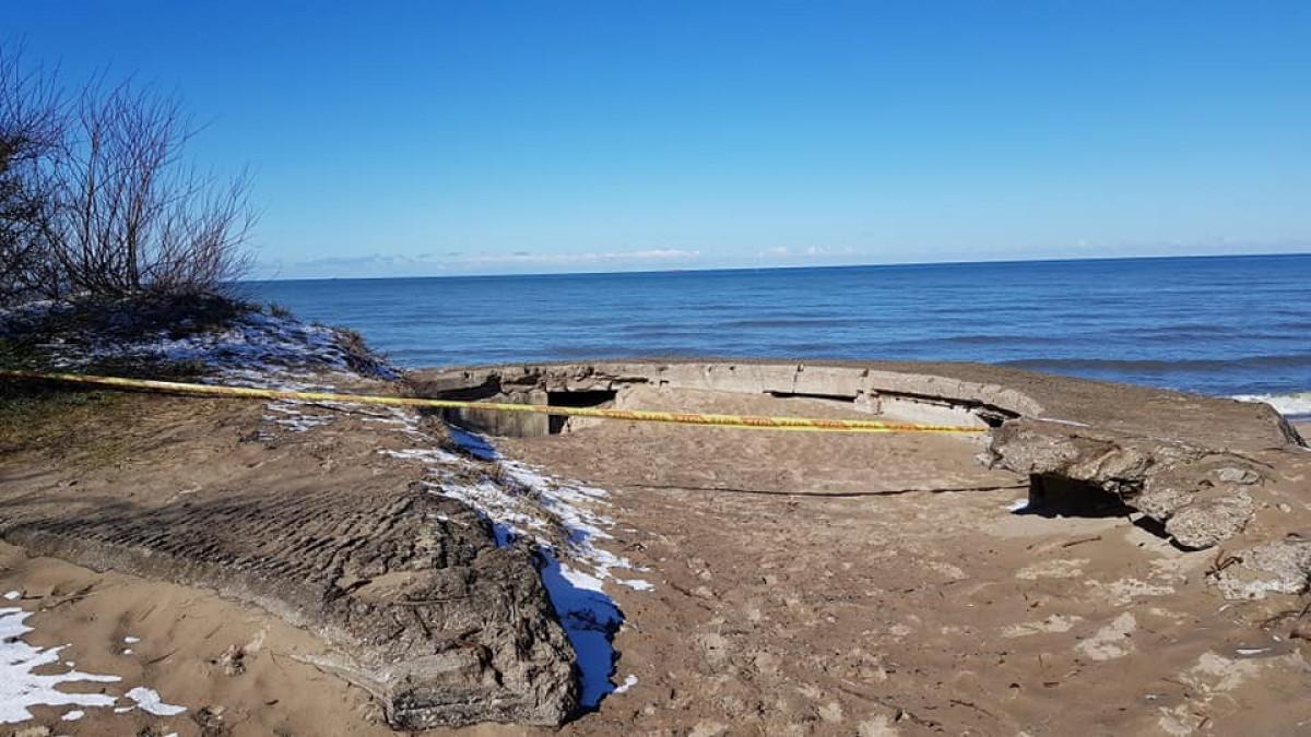 Būkite atsargūs: Melnragės paplūdimyje susidarė pavojų keliantis reiškinys