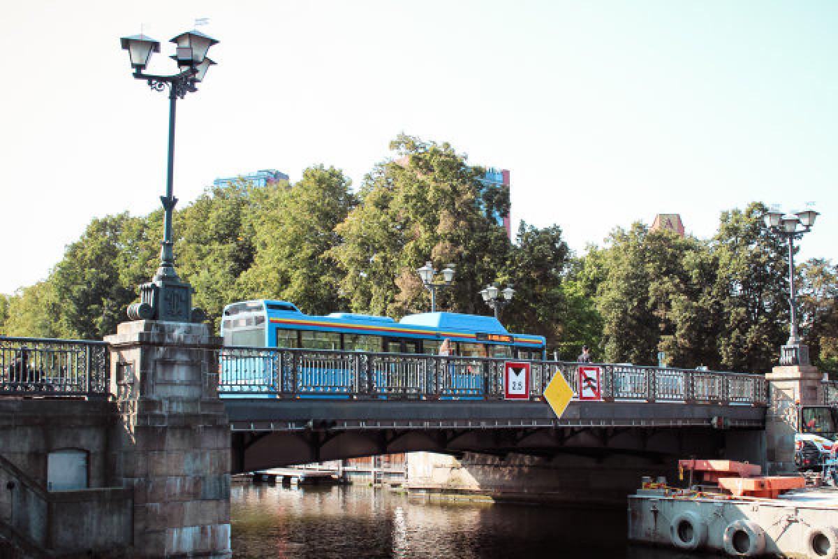 Klaipėdos savivaldybė gavo išvadą: reikia remontuoti Biržos tiltą