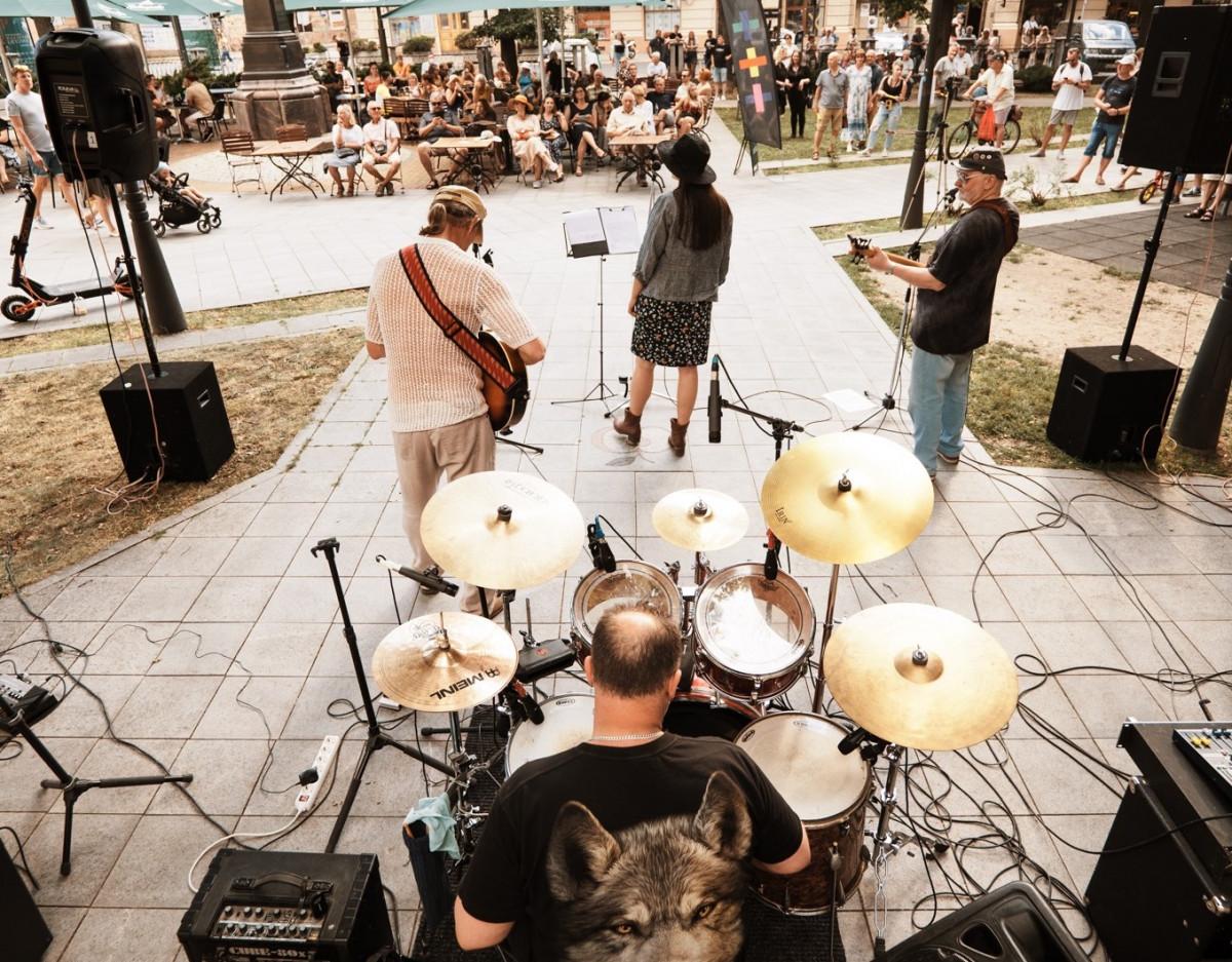 Artėjančioje Gatvės muzikos dienoje nuo flamenko iki klubinės muzikos