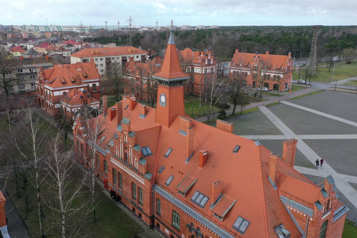 Klaipėdos universitetas prisidės prie Kembridžo mokslininkų iniciatyvos didinti susidomėjimą Baltijos regionu