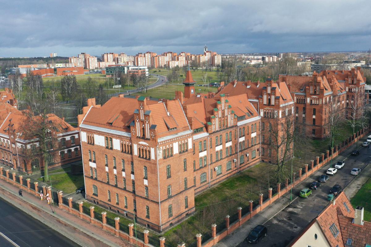 Klaipėdos universitetas gerina pozicijas prestižiniame universitetų reitinge